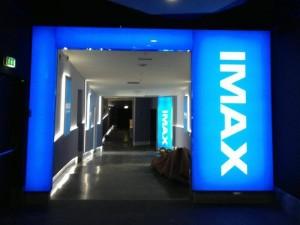 Construção do Cinema Imax no Colombo