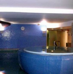 Jacuzzi no Solinca Health Care