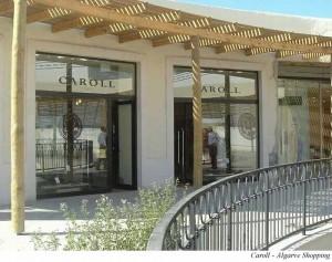 Loja Caroll no Algarve Shopping