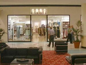 Loja Caroll no Centro Comercial Colombo