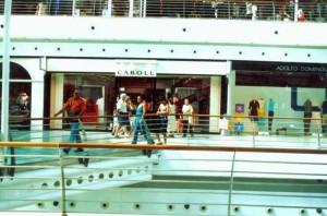 Loja Caroll no Centro Comercial Vasco da Gama