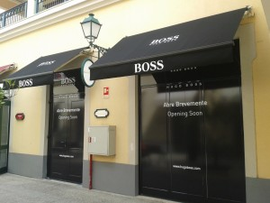 Loja Hugo Boss Campera