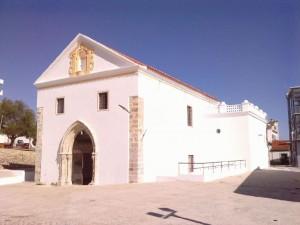 Reabilitação do Convento das Virtudes na Azambuja
