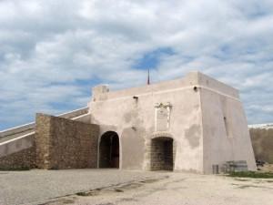 Torreão de Acesso à Praça de Armas da Fortaleza de Sagres