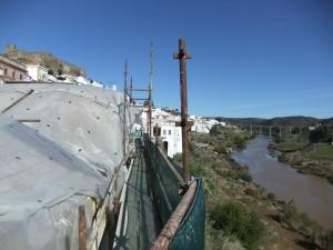 Reabilitação da cobertura do Museu de arte Sacra em Mértola