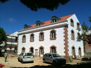 Reabilitação das Casa das Janelas