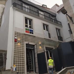 Reabilitação do Museu do Advogado e Solicitadores