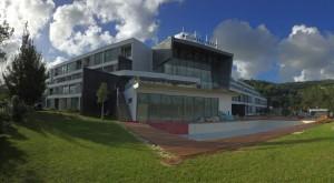 Reabilitação do Wellness Resort em Monchique