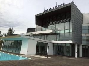 Renovação do Hotel Wellness em Monchique