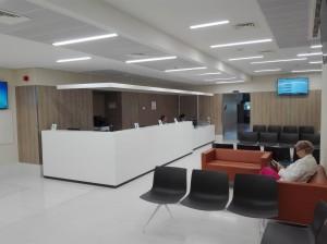 Renovação do bloco de exames especiais no Hospital dos Lusiadas