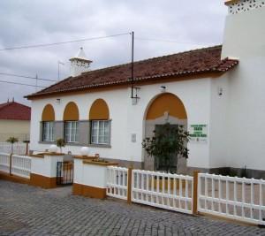 Centro de saúde da Aldeia da Mata